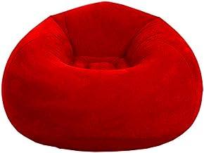 Plush, Ultra Soft Bean Bag Chair - Memory Foam Bean Bag Chair with Microsuede Cover - Stuffed Foam Filled Furniture and Ac...