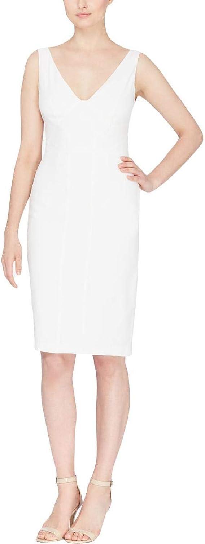 Catherine CATHERINE MALANDRINO Womens Silk Sheath Slip Dress
