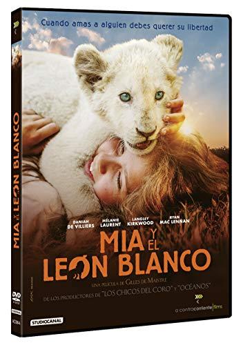 Mia Y EL León Blanco [DVD]