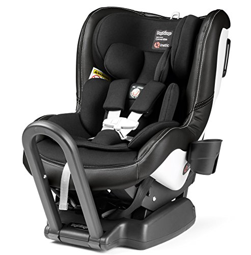 Peg Perego Primo Viaggio Convertible Kinetic Asiento de coche, Licorice, L