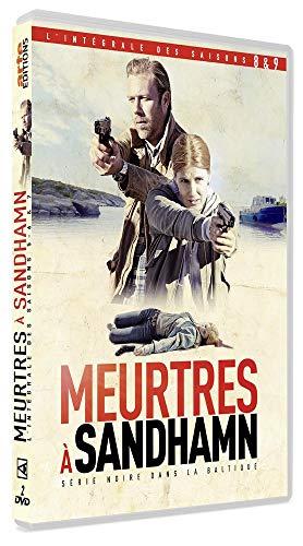 Meurtres à Sandhamn : L'intégrale des saisons 8 & 9 [Francia] [DVD]