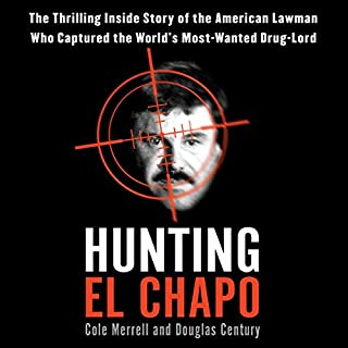 Hunting El Chapo audiobook cover art