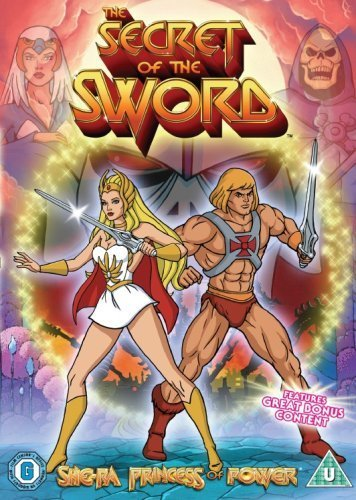 She-Ra - Princess Of Power - Secret Of The Sword