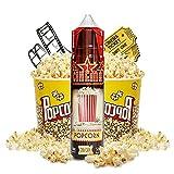 Cinema Range - Popcorn - Eco Vape E-Liquid | 50ML | Sin Nicotina: 0MG | 70VG/30PG | E-Liquido para Cigarrillos Electronicos | Vaper | E Cigarette | E Shisha