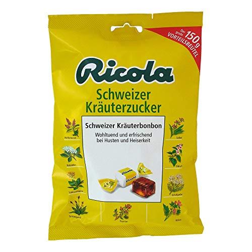RICOLA m.Z. caramelos de hierbas 150 g.