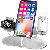 TopHot 3 in 1 Charging Stand for Apple Watch, iPhone & Airpods Pro