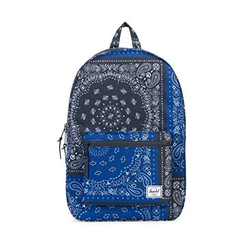 Herschel Settlement Backpack, Navy/Black Bandana, Classic 23.0L