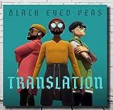JYSHC Leinwanddruck Black Eyed Peas - Übersetzung Cover