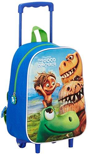 The Good Dinosaur Disney - Zaino Asilo con Trolley E Stampa 3D Il Viaggio di Arlo