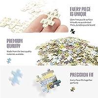 プロヴァンス500 1000 1500 2000 4000ピースパズル難易度の誕生日プレフィングギフトの装飾 0220 (Color : No Partition, Size : 1000 pieces puzzle)