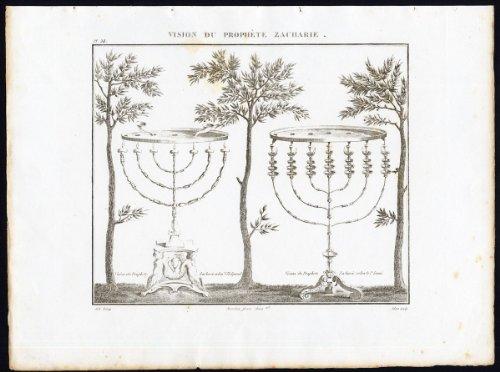 Antiguo ThePrintsCollector cruzerlite-de-Israel-Judios-zacar