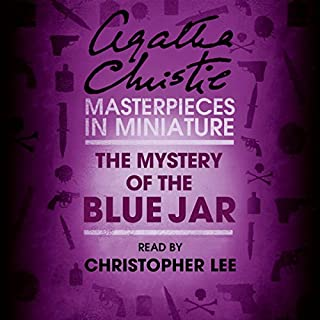 The Mystery of the Blue Jar: An Agatha Christie Short Story cover art