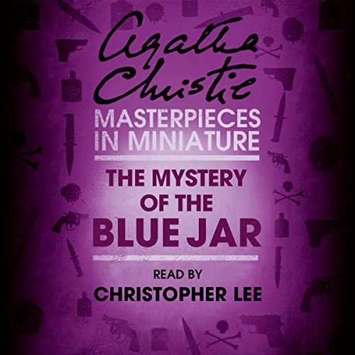 The Mystery of the Blue Jar: An Agatha Christie Short Story audiobook cover art