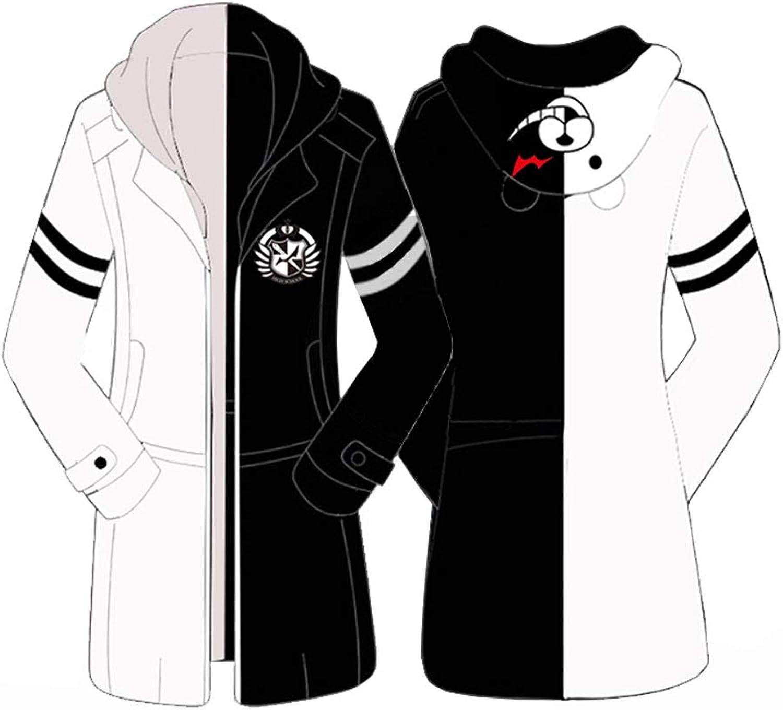 la calidad primero los consumidores primero Vokaer Anime Danganronpa Monokuma CosJugar Coat Coat Coat Adult Costume,Thin,M  barato