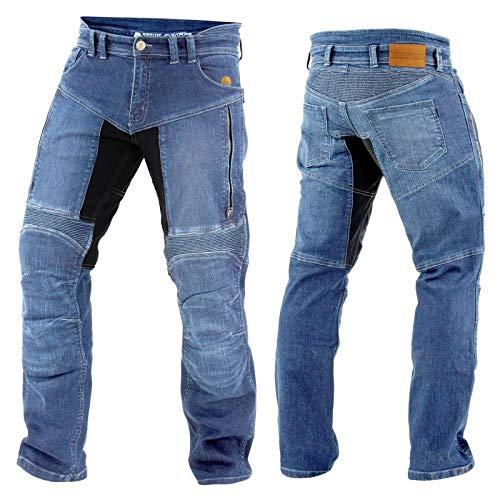Trilobite Herren Motorrad Jeans PARADO Hose, 3066104, Größe 38/54