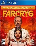 Far Cry 6 Gold Steelbook Edition - PlayStation 4