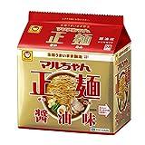 マルちゃん 正麺 醤油味