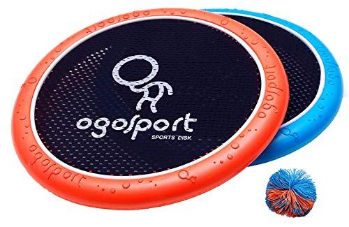 Ogospot Set de Raquetas Ogodisk Foam (SM001)