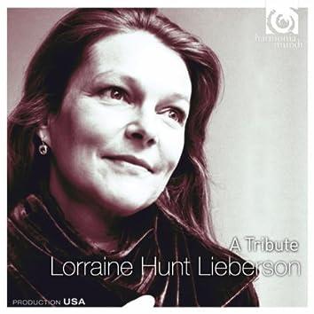 Lorraine Hunt Lieberson: A Tribute
