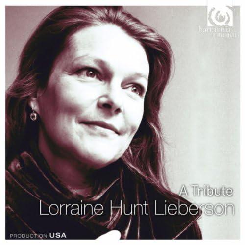 Lorraine Hunt Lieberson, Freiburger Barockorchester, Philharmonia Baroque Orchestra & Nicholas McGegan