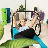 Zoom IMG-2 relaxdays attrezzo per addominali ab