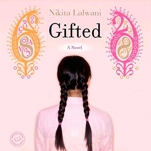 Gifted audiobook cover art