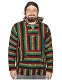Baja Joe Eco-Friendly Woven Striped Pullover Baja...