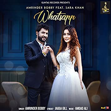 Whatsapp (feat. Sara Khan)
