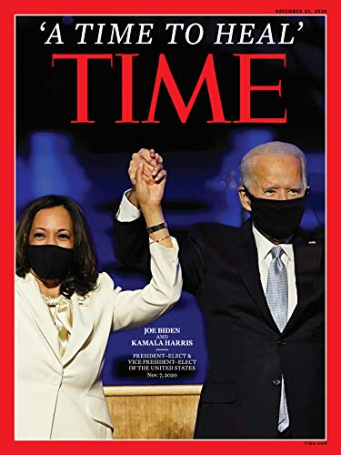 TIME 2020年11/23号 (2020-11-16) [雑誌]