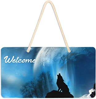 Best wolf welcome signs Reviews
