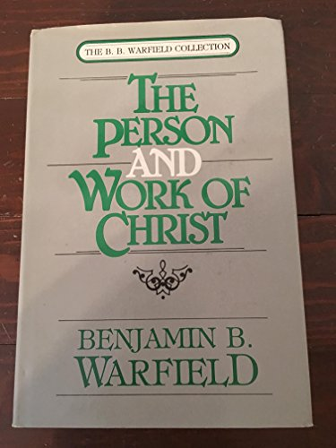 person and work of christ - 4