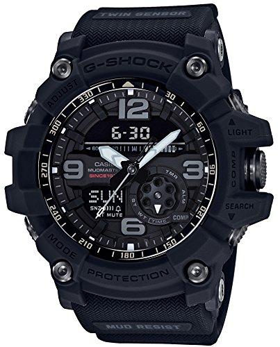 [カシオ] 腕時計 ジーショック 35th Anniversary BIG BANG BLACK マッドマスター GG-1035A-1AJR メンズ ブ...