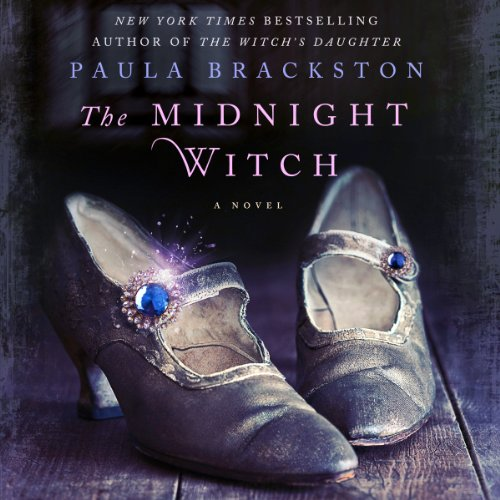 The Midnight Witch audiobook cover art