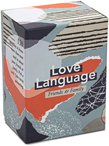 Love Language Friends Family 150 Conversation Starter Questions and Icebreakers Relationship product image