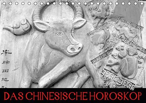 Das Chinesische Horoskop / Geburtstagskalender (Tischkalender 2020 DIN A5 quer): Die zwölf Tierkreiszeichen der Chinesischen Astrologie (Geburtstagskalender, 14 Seiten ) (CALVENDO Glaube)