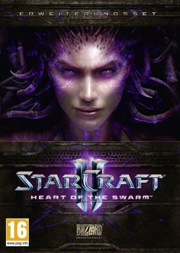 StarCraft II : Heart of the Swarm (Add On) [AT Pegi]
