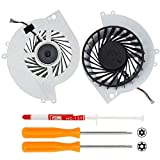 S-Union New Replacement Internal Cooling Fan for Sony Playstation 4 PS4 (CUH-10XXA CUH-11XXA)