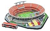 SDBRKYH Mobilon Stadio Modello, Puzzle Campo di Calcio in 3D San Paolo Calcio Souvenir Decorazione Collection Giocattoli educativi