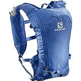 Salomon Agile 6 Set Chaleco 6L Unisexo 2x Soft Flasks Incluidas Trail Running Sanderismo