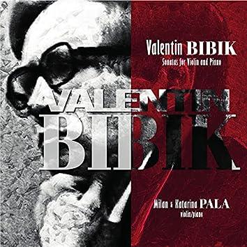 Valentin Bibik - Sonatas for Violin and Piano