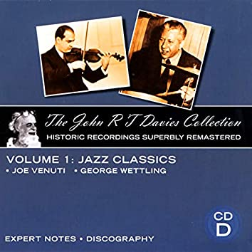 The John R T Davies Collection - Volume 1: Jazz Classics (CD D)