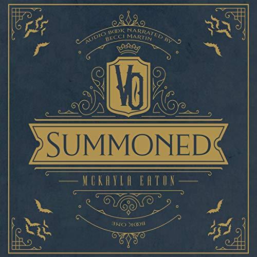 Summoned audiobook cover art