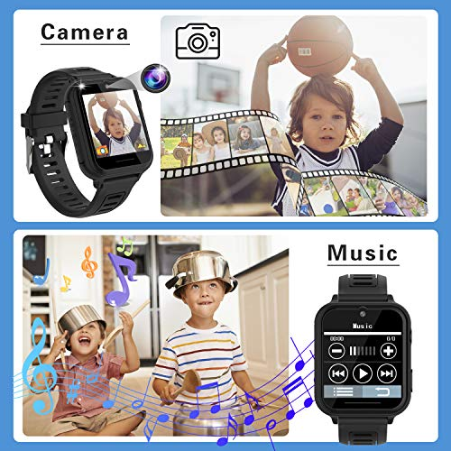 Telefonuhr/Smartwatch Kinder von BAUISAN (Amazons Choice) - 6