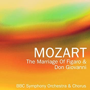 The Marriage of Figaro & Don Giovanni