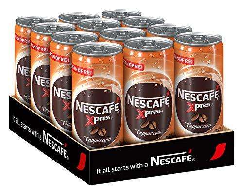 Nescafé Xpress, 12 x 250ml