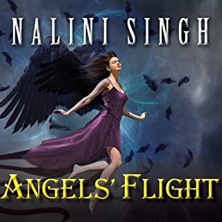 Angels' Flight audiobook cover art