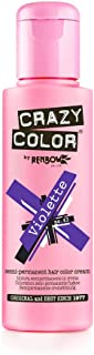 comprar comparacion Crazy Color Violette Nº 43 Crema Colorante del Cabello Semi-permanente