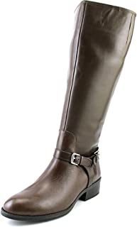Lauren Ralph Lauren Marion Women US 5.5 Brown Mid Calf Boot