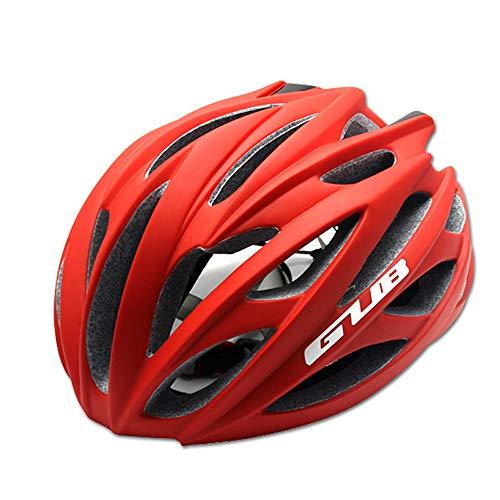 Casque VTT,casque vélo,casque de protection de sécurité sportive 26 évents casque respirant léger et confortable pour hommes / femmes adultes,utilisant un design EPS haute densité,léger et confortable