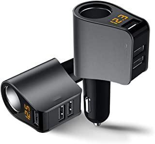 USB-Ladegerät Für KFZ-Zigarettenanzünder 12//24Vkfzteile24 Car Hifi /&